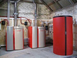 Instalación de calderas de biomasa Zaragoza